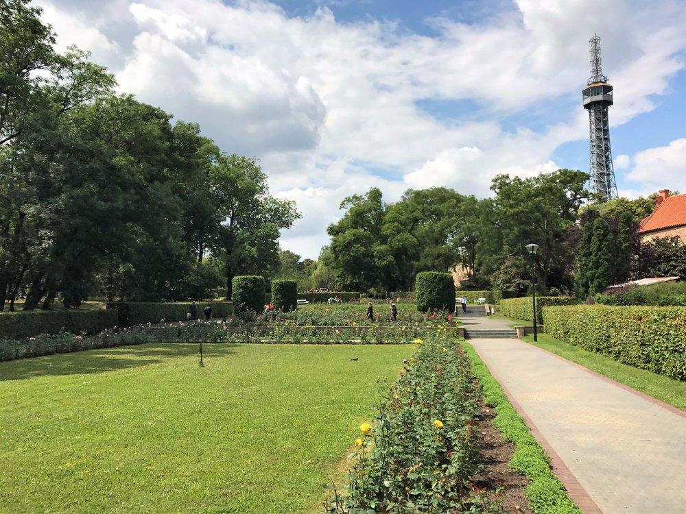 Petrin Hill Park