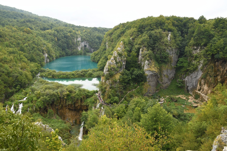 Plitviče Lakes   Croatia
