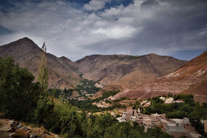 Marrakech & the Atlas Mountains   Morocco