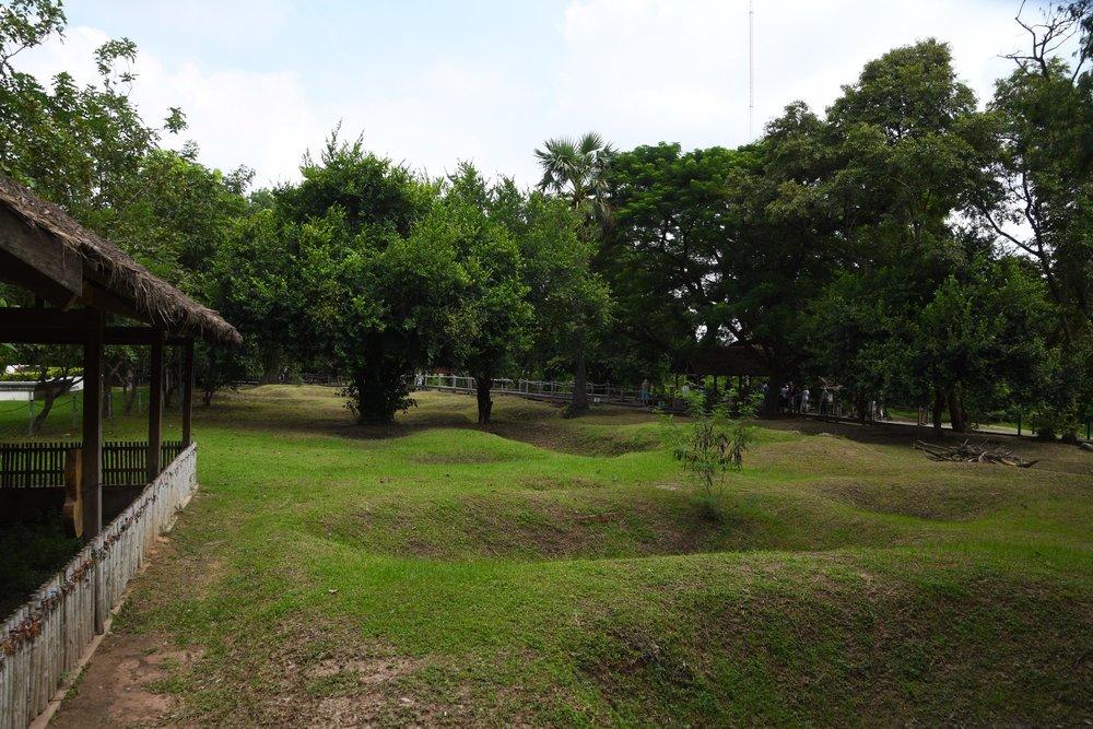 Killing Fields - Burial Sites