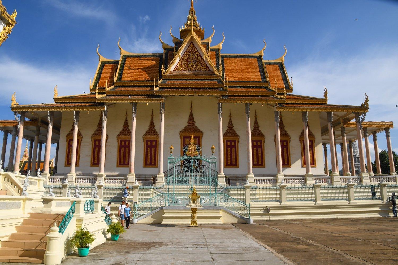 Phnom Penh & The Killing Fields   Cambodia