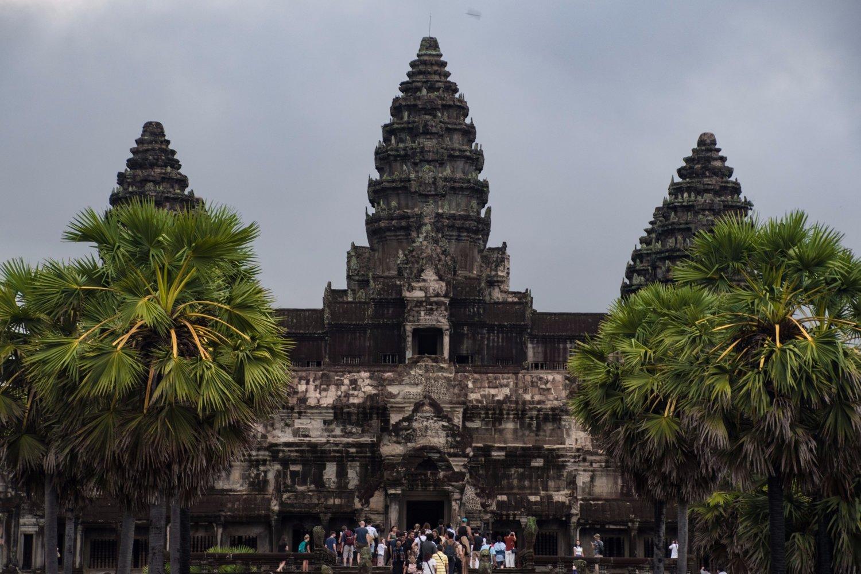 Siem Reap & Angkor Wat   Cambodia