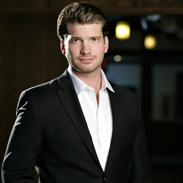 Michael Adams, baritone