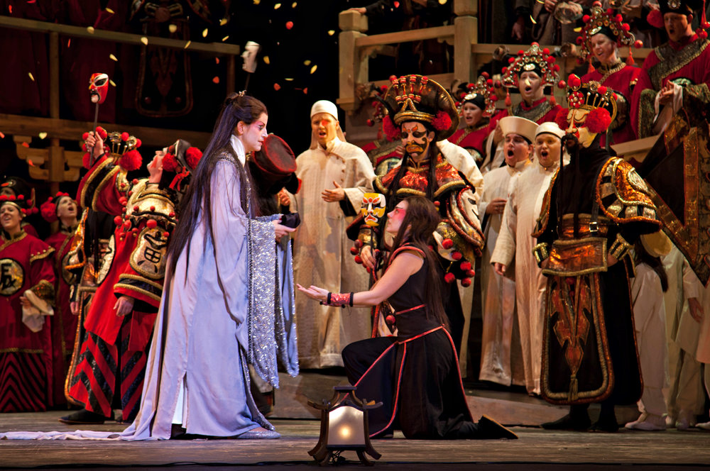 Turandot  at Florentine Opera