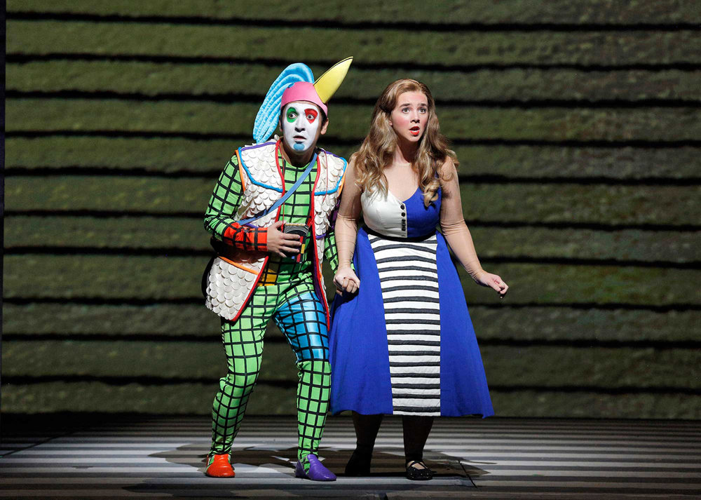 The Magic Flute  at San Francisco Opera | Photo by Cory Weaver