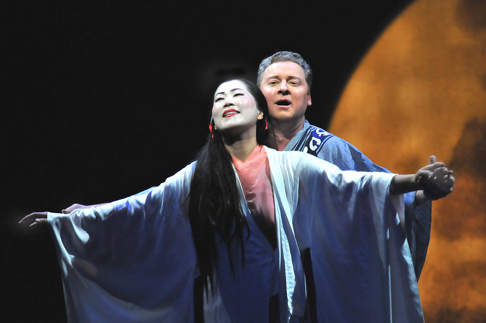 Madama Butterfly  at Central City Opera