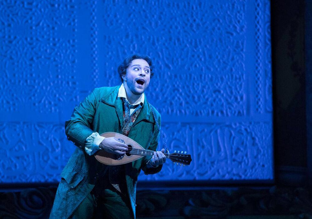 Die Entführung aus dem Serail  at Atlanta Opera