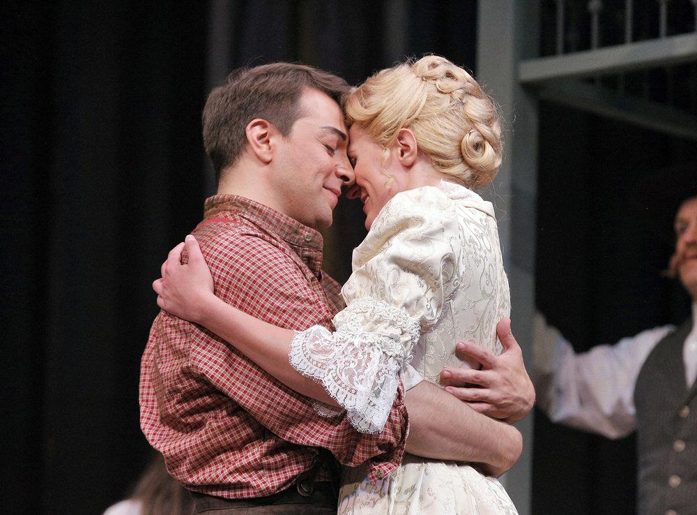 L'elisir d'Amore  at Portland Opera