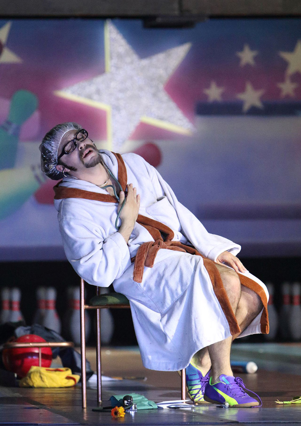 Le Comte Ory  at  Bayerische Staatsoper