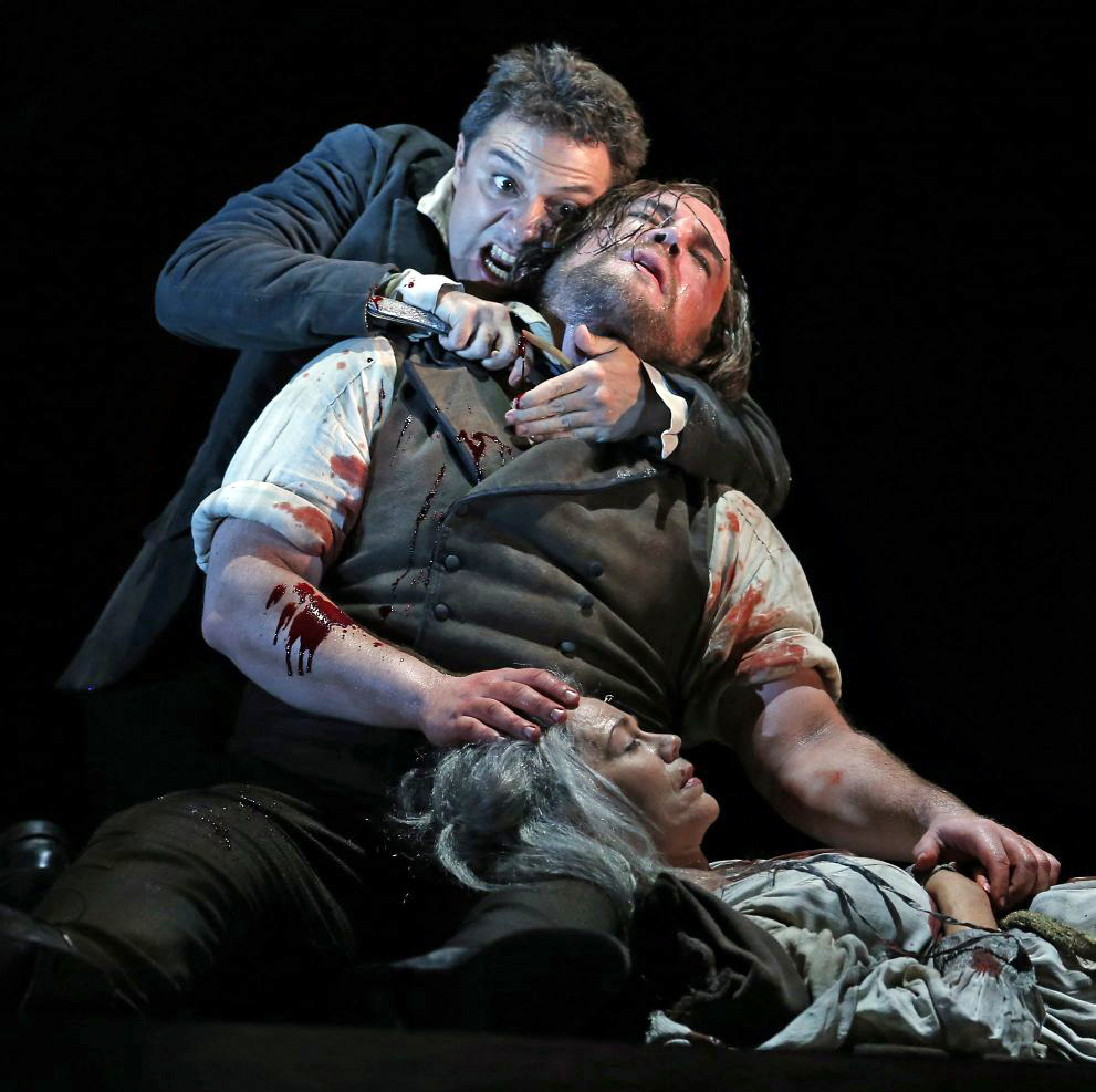 Sweeney Todd  at San Francisco Opera