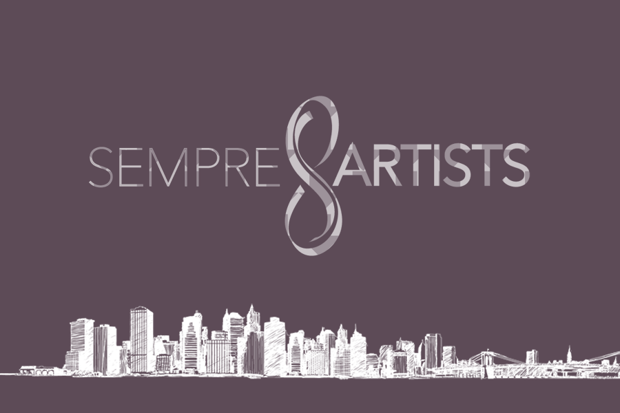 Announcing Sempre Artists management firm, November 2016
