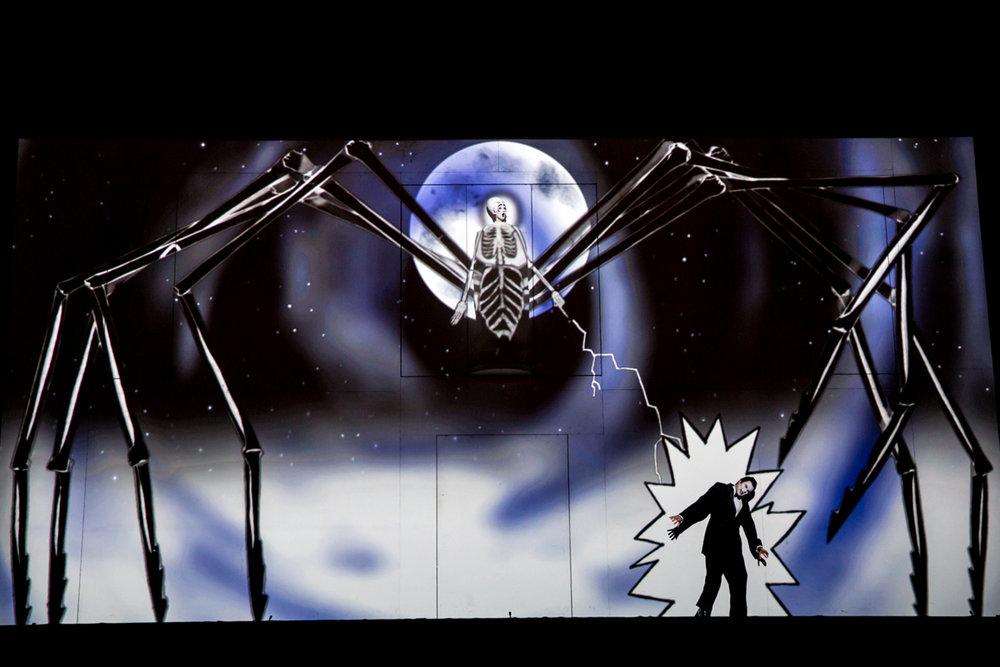 Die Zauberflöte  with Minnesota Opera