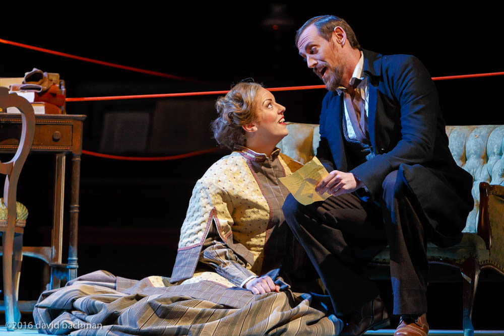 Little Women  at Pittsburgh Opera. Photo by David Bachmann.