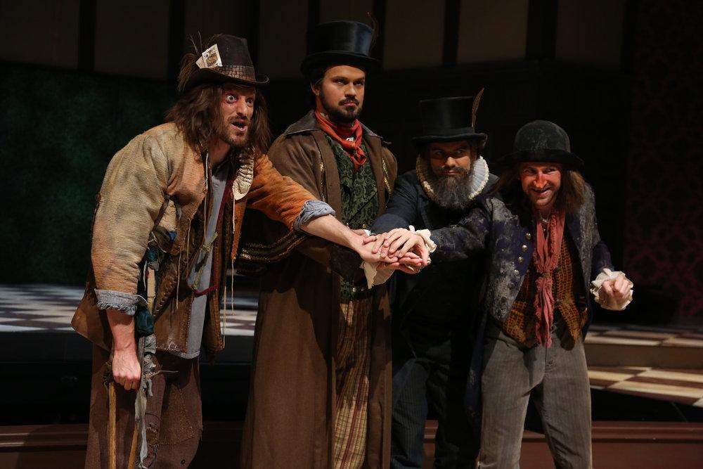 Falstaff  at Des Moines Metro Opera.