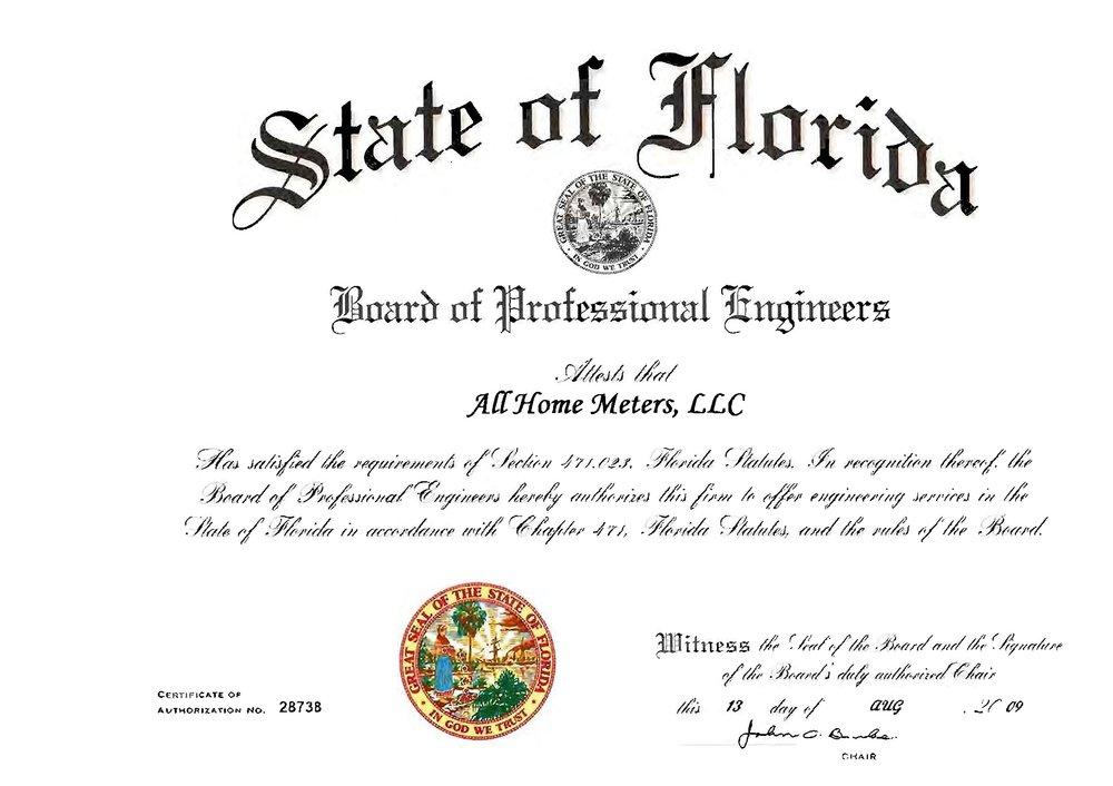 Elevation Certificates. - BEST QUALIFICATIONS.