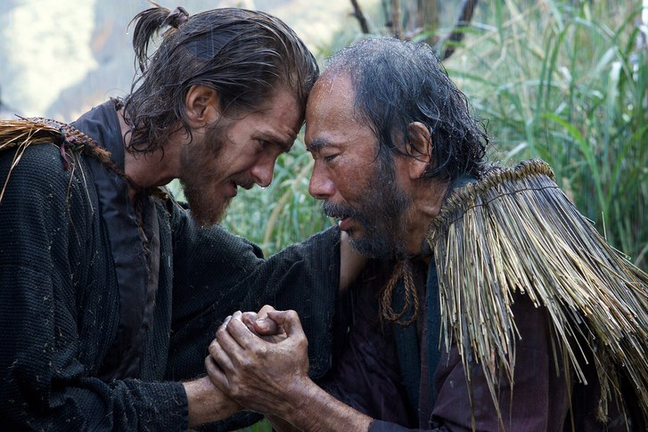 Andrew Garfield in Martin Scorceses 'Silence'