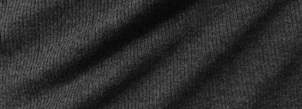 Micro-Rib - Luxe modal with a hint of stretch in our form-flattering micro-rib knit.