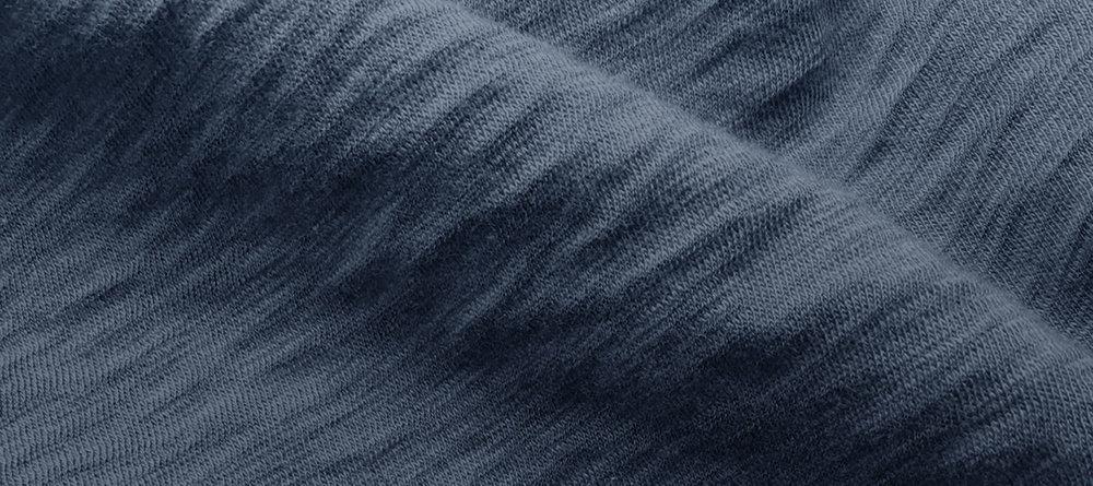 Signature - Pure Peruvian pima in our signature textured slub jersey.