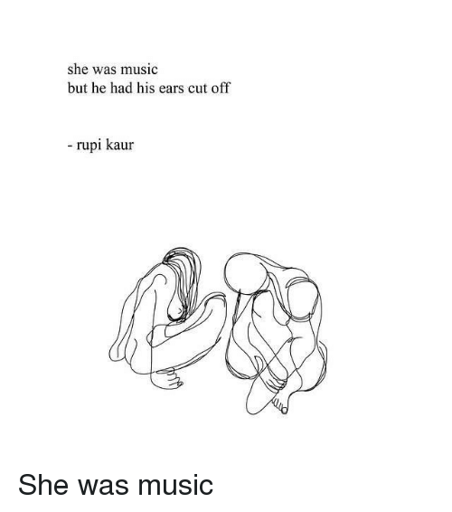 A poem from Kaur's Instragram