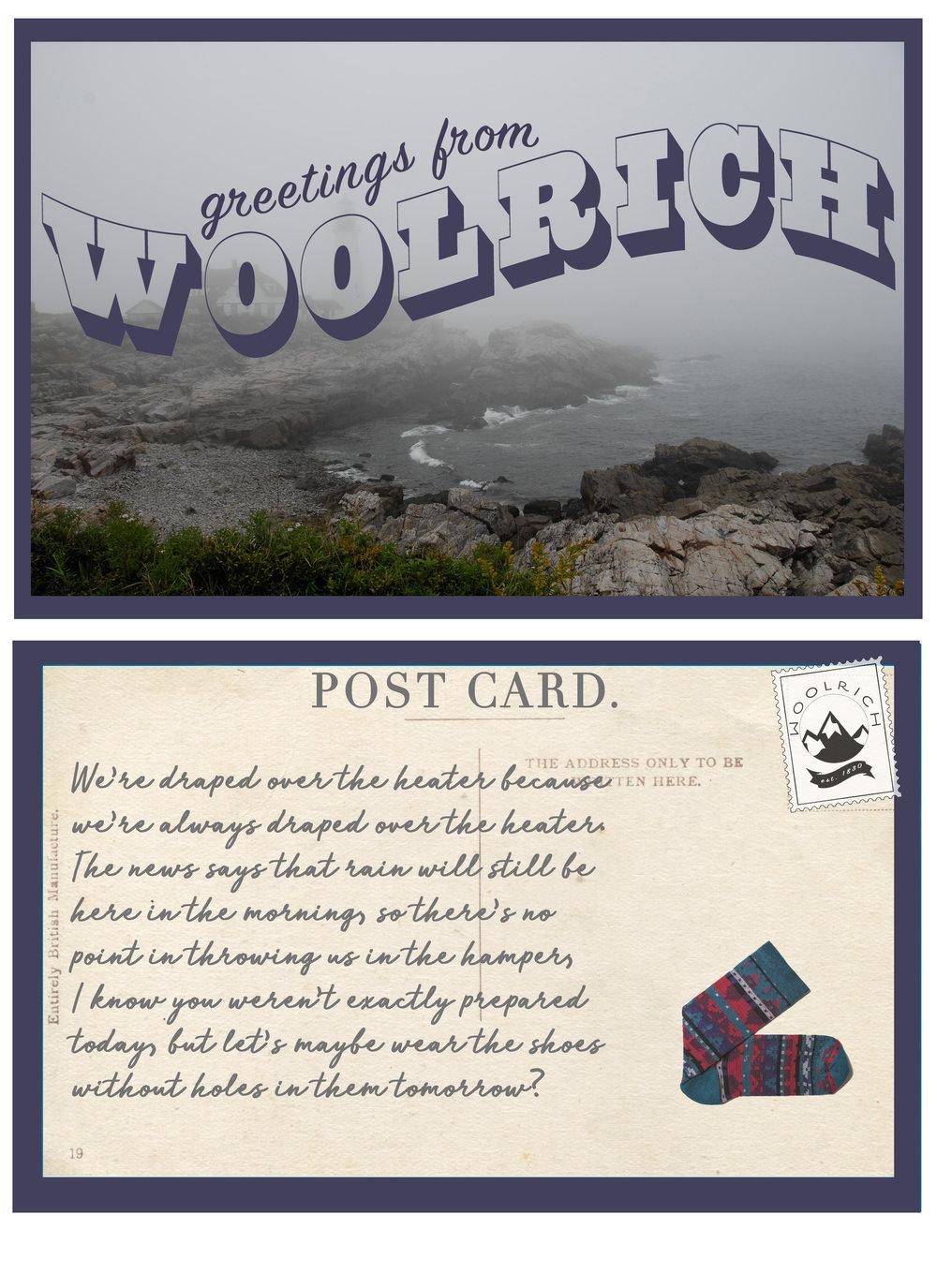 final WOOLRICH POSTCARD #4 socks final.jpg