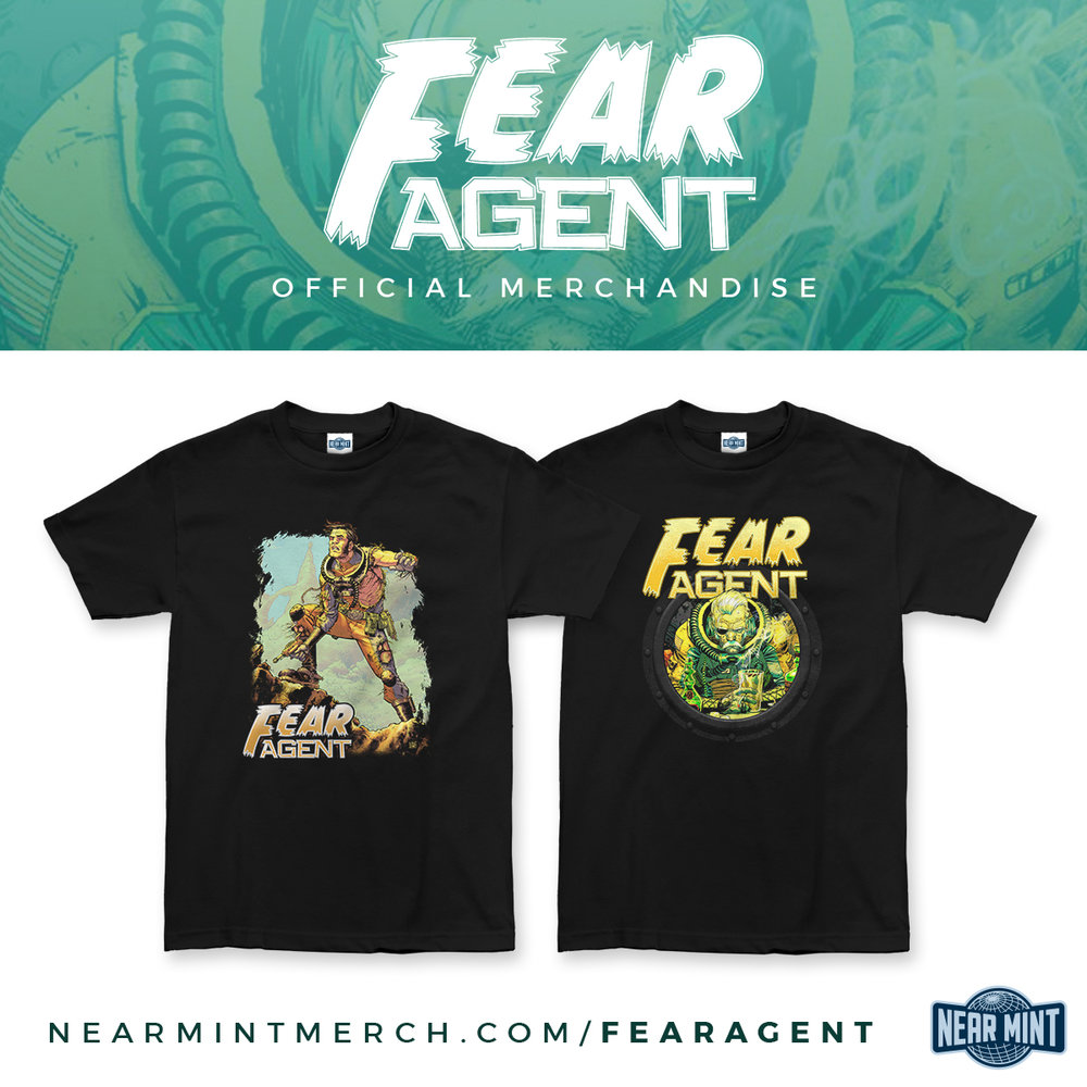 fear agent