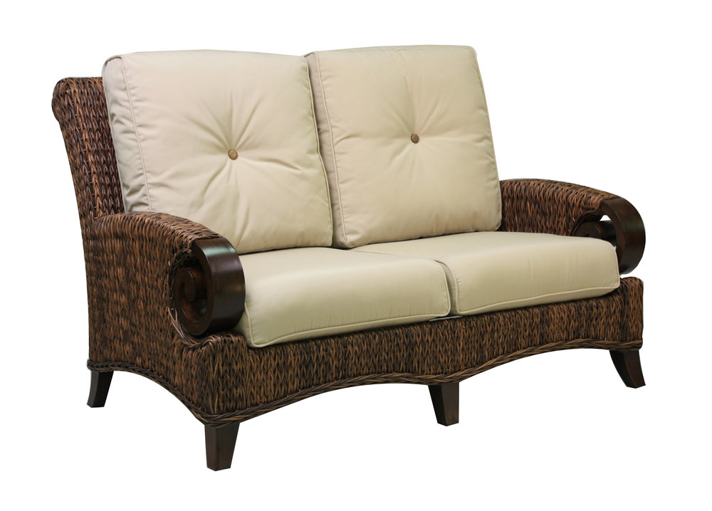 "973861 Antigua Loveseat                               58.5"" x  40.8""  x  38.9"""