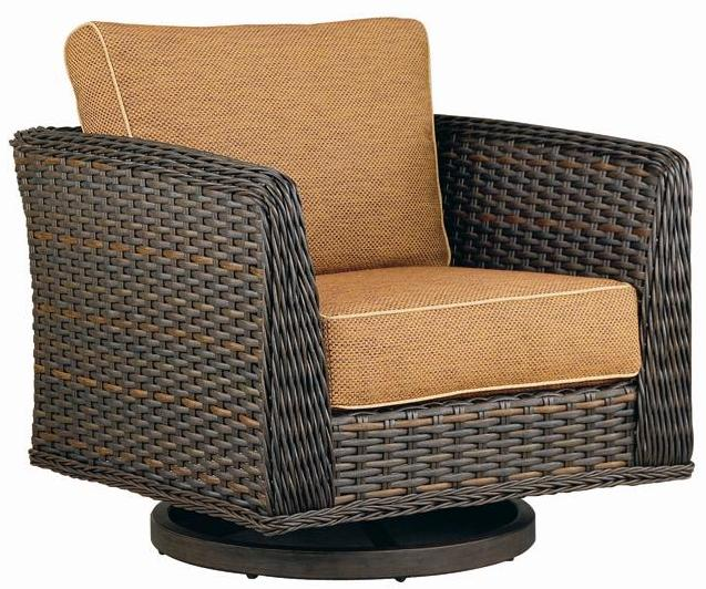 "971229 Catalina DS Swivel Glider                           35"" x  35""  x  29"""