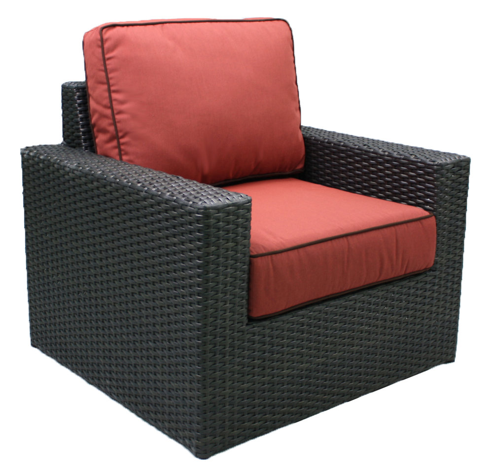 "957231 Del Mar Lounge Chair   36.6"" x 35"" x 31"""