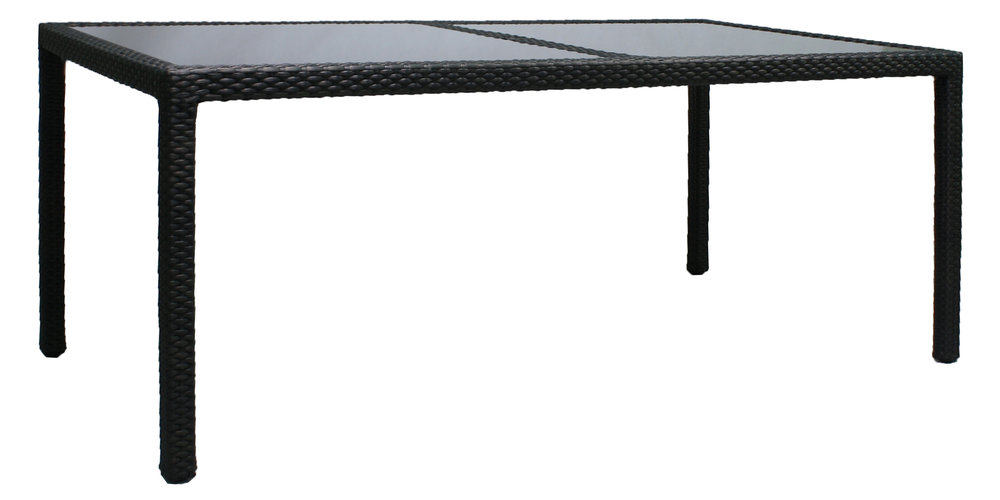 "9572284 Del Mar 84"" Rect. Dining Table   44"" x 83"" x 29"""