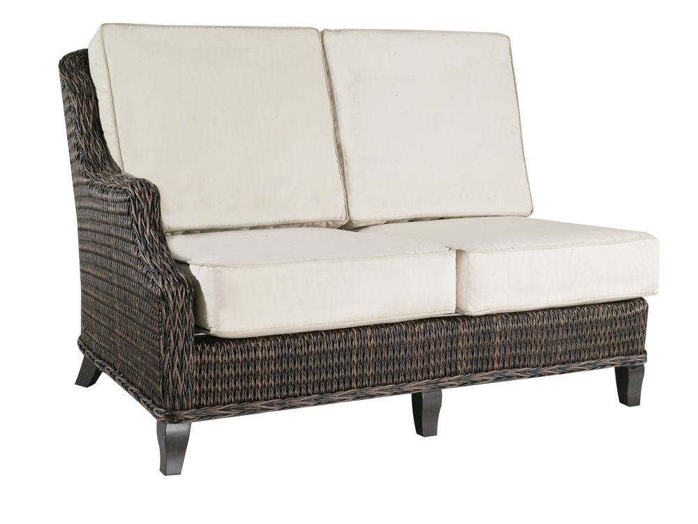 "973061L Monticello Left Loveseat   54"" x 40.2"" x 36.2"""