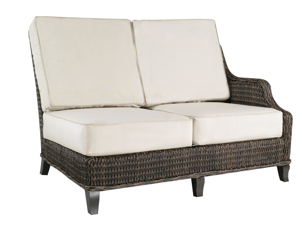 "973031R Monticello Right Loveseat   54"" x 40.2"" x 36.2"""