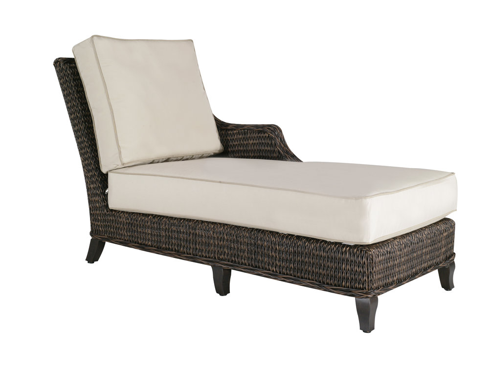 "973052R Monticello Right Chaise   66"" x 29"" x 36.2"""