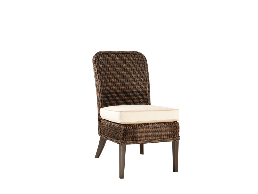 "973020 Monticello Dining Side Chair   19.5"" x 27.6"" x 36"""
