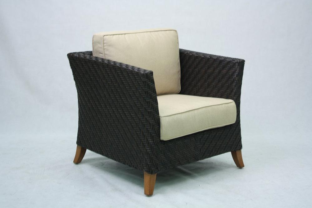 "973431 Carmel Lounge Chair   32"" x 32"" x 28"""