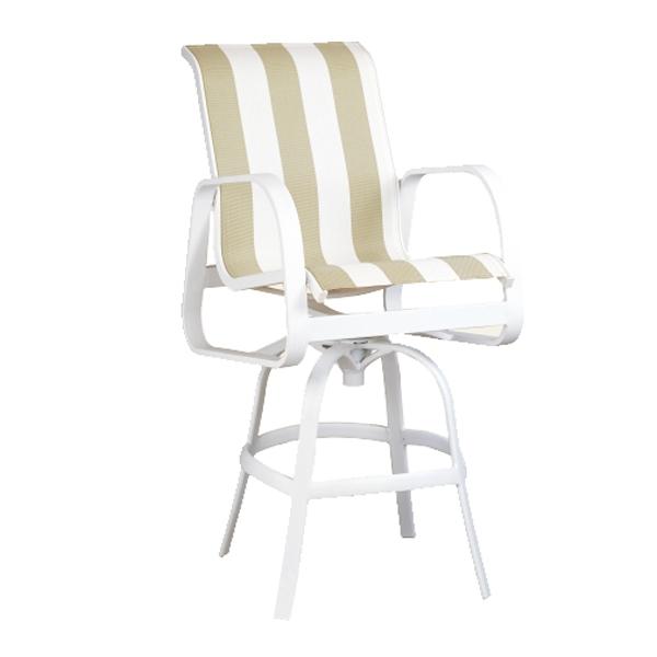 """970412 Aruba Swivel Bar Chair   25.2"""" x 30"""" x 46"""""""