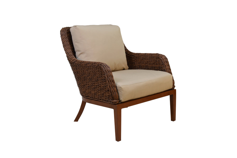 974131 Westchester Lounge Chair   30.3 x 37 x 34.5