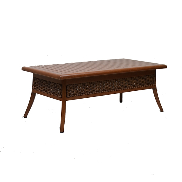 974135B Westchester Coffee Table Base   48 x 26 x 17