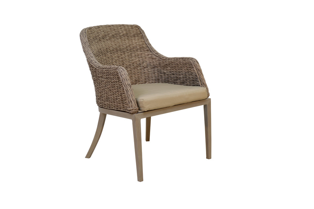 974121 Westchester Dining Chair   24 x 27 x 34.5