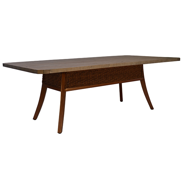 "974184B Westchester 84"" Dining Table Base   27 x 63 x 28"