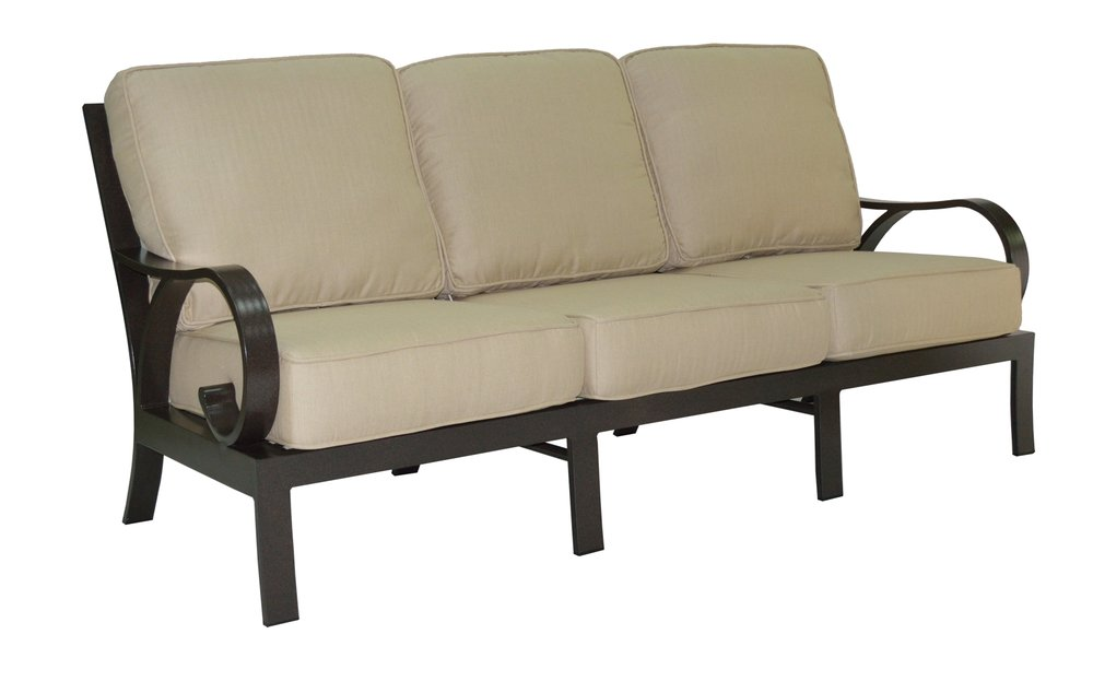 601571 Key Largo Sofa   80 x 34 x 35