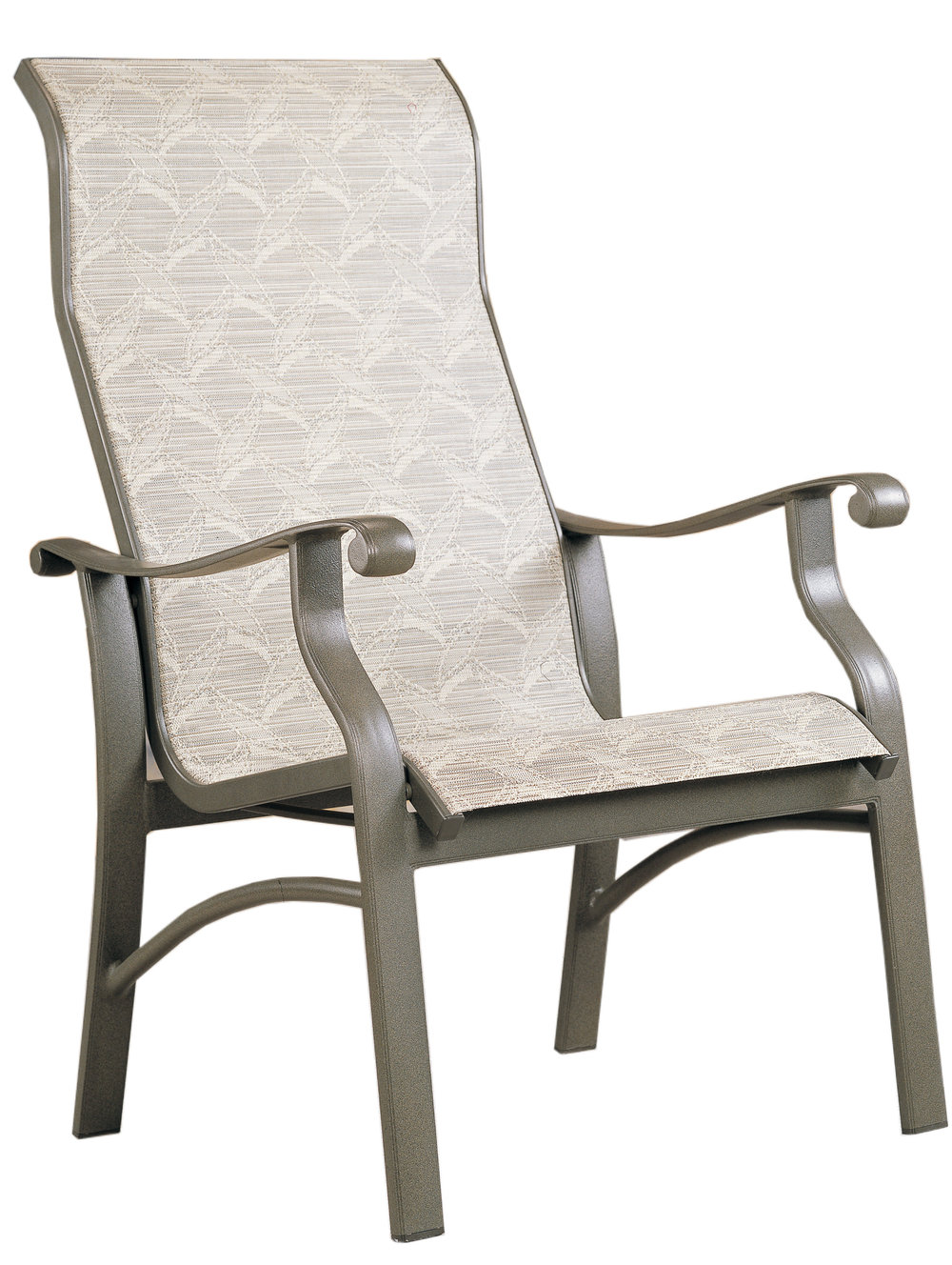 "970521H Mandalay HB Dining Chair   25.2"" x 29.5"" x 42"""