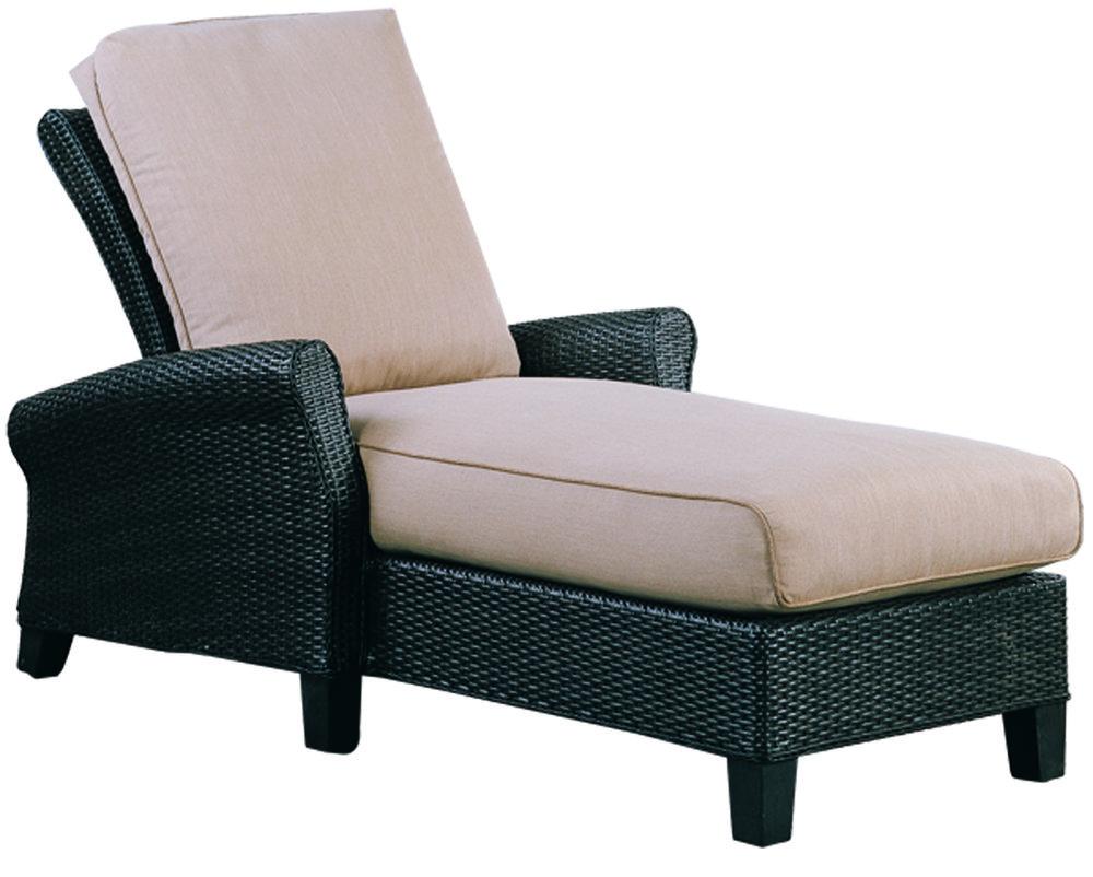"970152 Monterey Single Adjustable Chaise   37.7"" x 82.6"" x 24.4"""