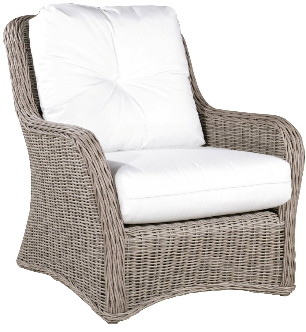 "971931 West Hampton  Lounge Chair   32.6"" x 36.2"" x 36.4"""