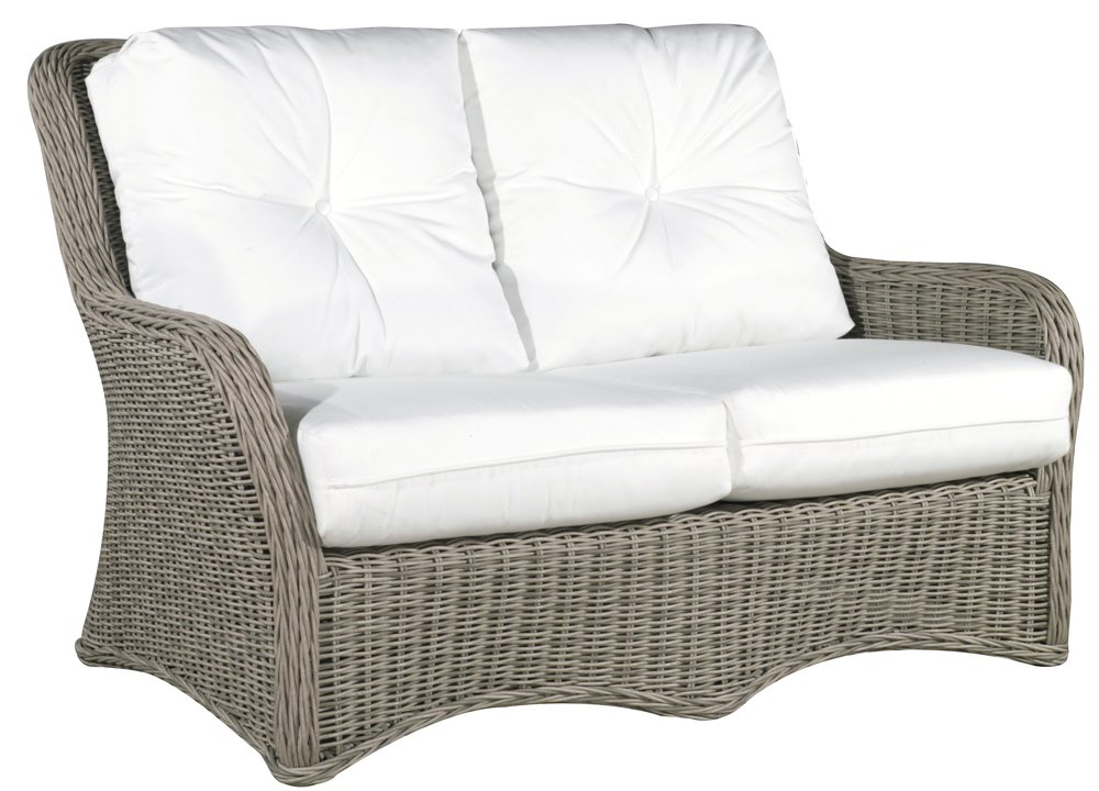 "971931   West Hampton Loveseat   55.9"" x 36.2"" x 36.4"""