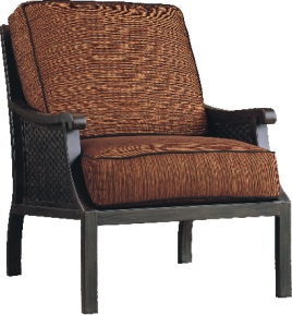 "970831 Venice Lounge Chair   28.7"" x 34.8"" x 35.5"""