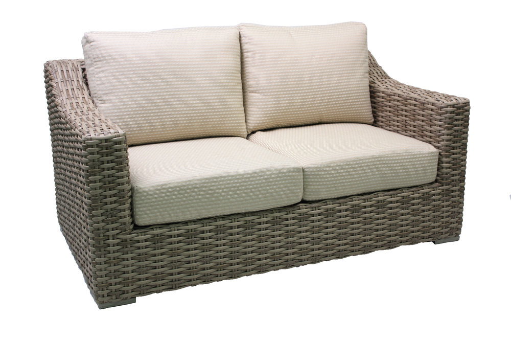 "957161 Sorrento Loveseat   63"" x 36.8"" x 30.5"""