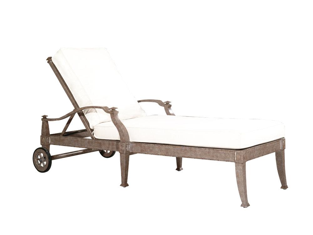 "972052 Newport Single Adjustable Chaise   29.1"" x 85"" x 22.4"""