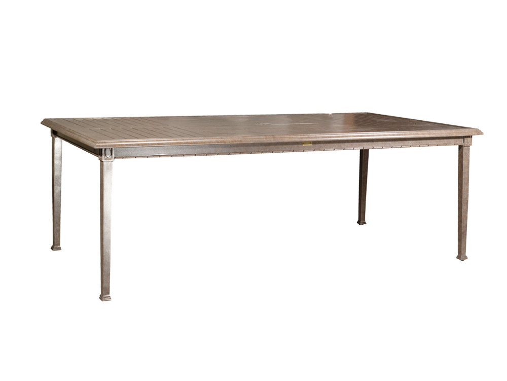 """972081 Newport 84"""" Rect. Dining Table   44.5"""" x 84"""" x 29"""""""