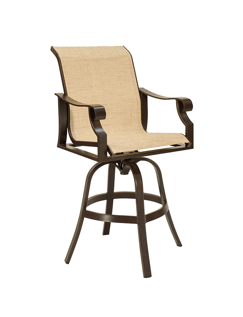 "974712 Sonoma Sling Bar Chair   25"" x 29"" x 49.4"""