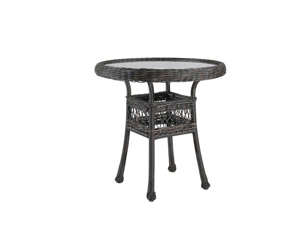 "990030   30"" Round Bistro Table             30"" dia x 30.5"""